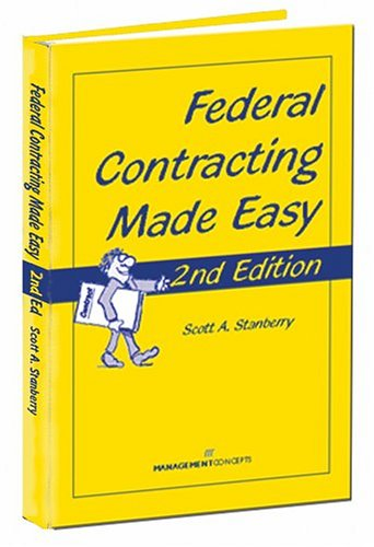 9781567261509: Federal Contracting Made Easy, Second Edition