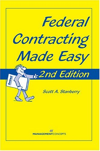 9781567261585: Federal Contracting Made Easy, Second Edition