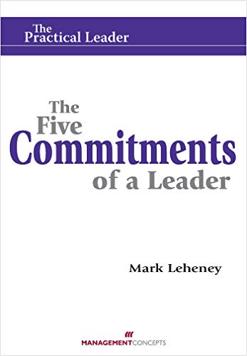 9781567262193: The Five Commitments of a Leader