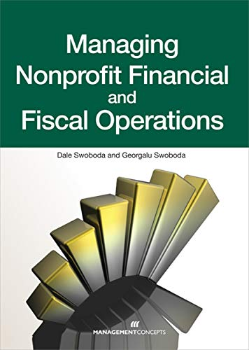 9781567262292: Managing Nonprofit Financial and Fiscal Operations