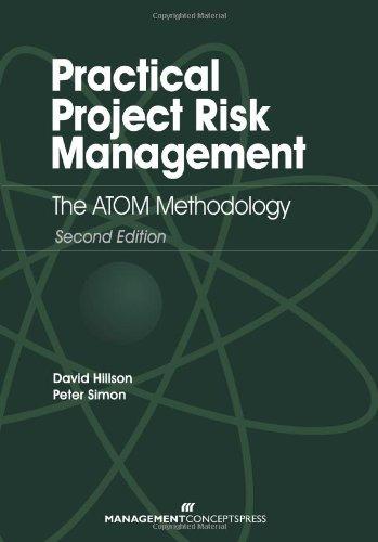 Practical Risk Management: The ATOM Methodology, Second: Peter Simon