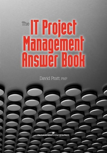 9781567263770: The IT Project Management Answer Book