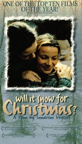 9781567301687: Will It Snow for Christmas? [VHS]
