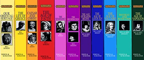 9781567310238: The Story of Civilization (11 Volume Set)