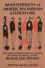 MASTERPIECES OF AMERICAN INDIAN LITERATURE: Regier, Willis G. - Editor