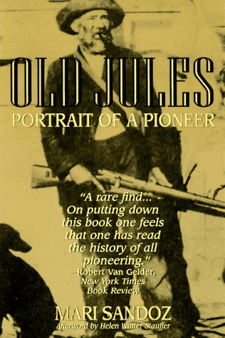9781567311754: Old Jules: Portrait of a Pioneer