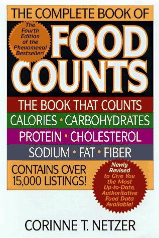9781567312133: The Complete Book of Food Counts