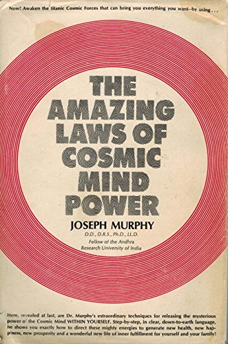 9781567312348: Amazing Laws of Cosmic Mind Power