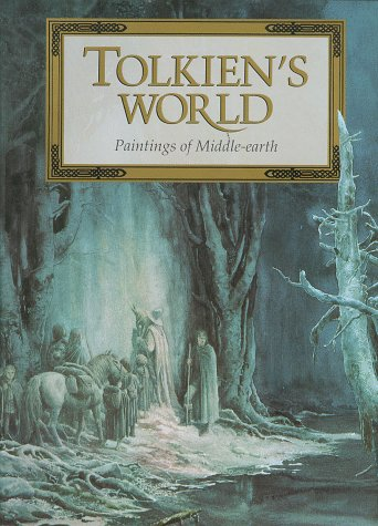 9781567312485: Tolkien's World: Paintings of Middle-Earth