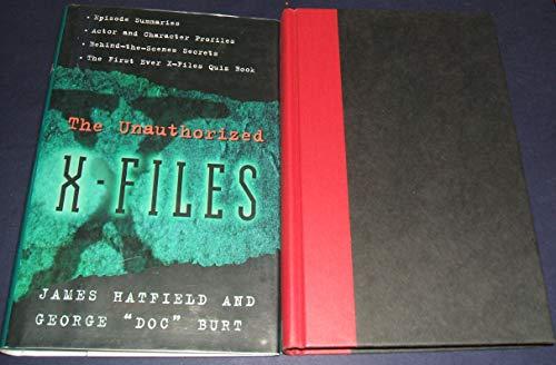 9781567312843: Unauthorized X-Files