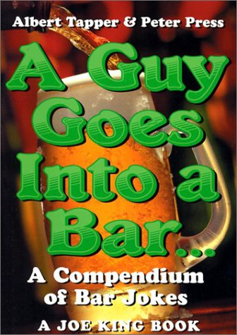 9781567314182: Guy Goes into a Bar