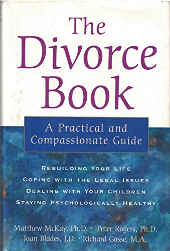 9781567314359: The Divorce Book: A Practical and Compassionate Guide