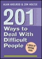 9781567314632: 201 Ways to Deal With Difficult People: A Quick-Tip Survival Guide