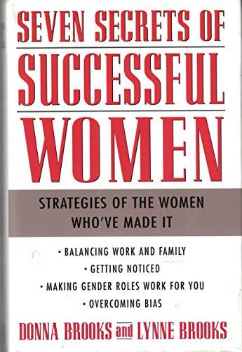 9781567314656: Seven Secrets of Successful Women