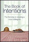9781567316575: The Book of Intentions: The First Step in Creating a More Fulfilling Life