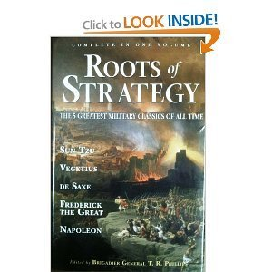 9781567317442: Roots of Strategy: The 5 Greatest Military Classics of All Time
