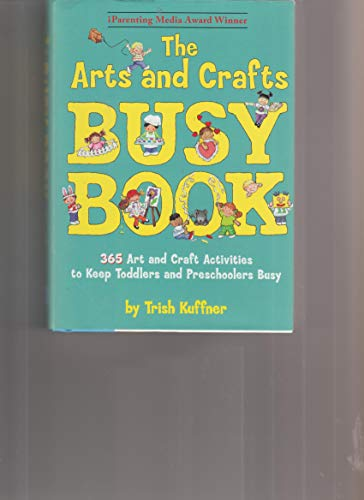 9781567317855: The Arts and Crafts Busy Book