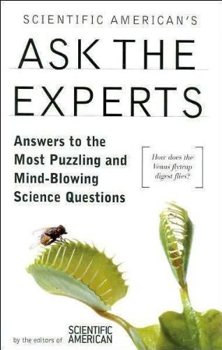 9781567318098: Scientific American's Ask the Experts- Answers to the Most Puzzling and Mind-blowing Science Questions