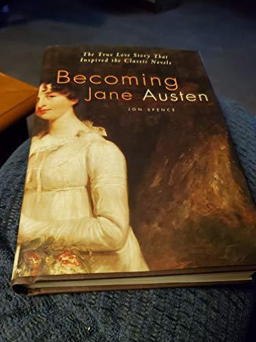 9781567318944: Becoming Jane Austen