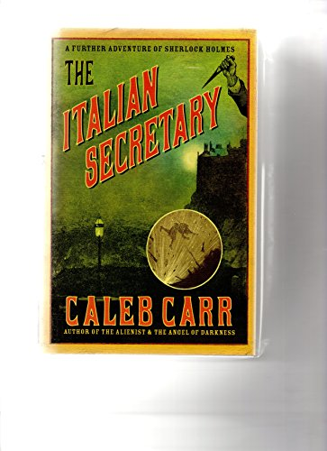 9781567319774: The Italian Secretary [Gebundene Ausgabe] by Caleb Carr
