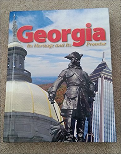 9781567332209: Student Workbook Georgia Its Heritage and Its Promise