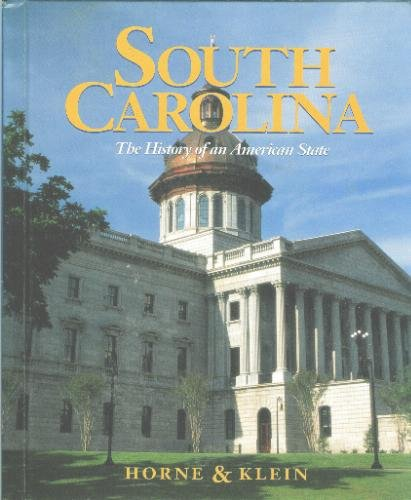 9781567339673: South Carolina: The History of an American State
