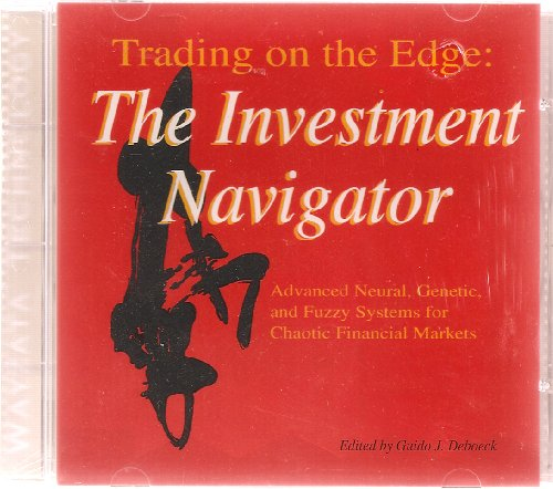 9781567370904: Trading on the Edge: The Investment Navigator/Cd-Rom