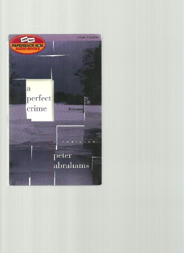 A Perfect Crime (1567403190) by Peter Abrahams