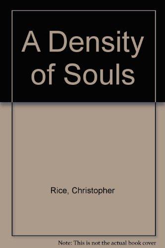 9781567403985: A Density of Souls
