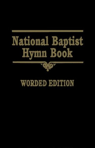 9781567420227: National Baptist Hymn Book Worded Edition