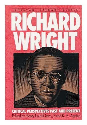 9781567430141: RICHARD WRIGHT (Amistad Literary Series)