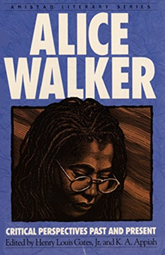 9781567430264: Alice Walker: Critical Perspectives Past And Present (Amistad Literary Series)