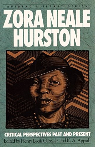 9781567430288: Zora neale Hurston: Critical Perspectives Past And Present (Amistad Literary Series)