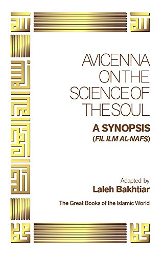 9781567441994: Avicenna On the Science of the Soul (Great Books of the Islamic World)