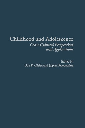 9781567506617: Childhood and Adolescence: Cross-Cultural Perspectives and Applications (Advances in Applied Developmental Psychology)