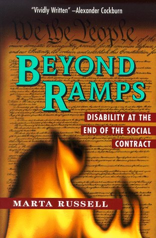 9781567511062: Beyond Ramps: Disability at the End of the Social Contract