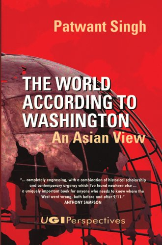 9781567513387: The World According to Washington: An Asian View