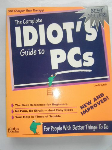 9781567614596: The Complete Idiot's Guide to PCs