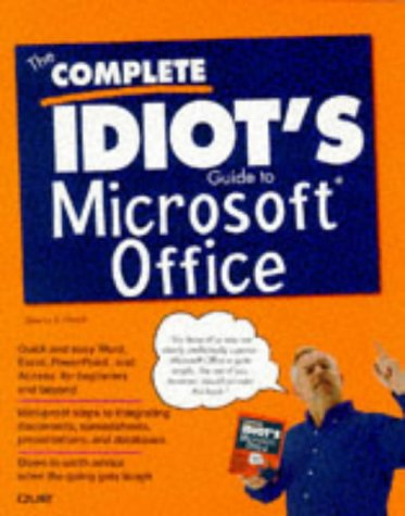 9781567615449: The Complete Idiot's Guide to Microsoft Office