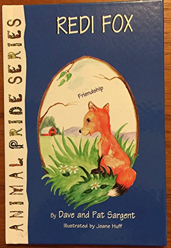 Redi Fox (Animal Pride Series): Sargent, Dave, Sargent,