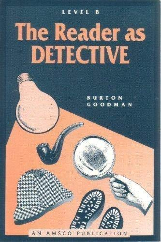 9781567650181: Reader As Detective Level B