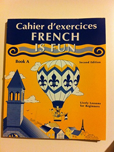 9781567653120: French Is Fun: Book A