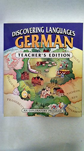 Discovering languages: German (An exploratory program): Elaine S Robbins