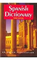 New College Spanish & English Dictionary [Paperback]