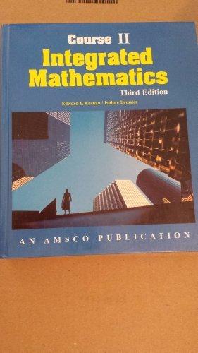 9781567655155: Integrated Mathematics Course 2