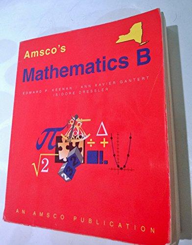 Mathematics B (Item #12-17073): Isidore Dressler, Edward