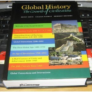 Global History and Geography: The Growth of: Henry Brun