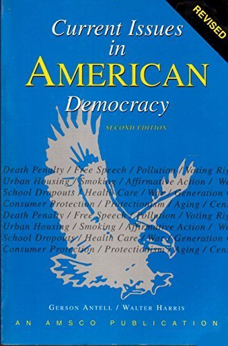 9781567656152: Current Issues in American Democracy