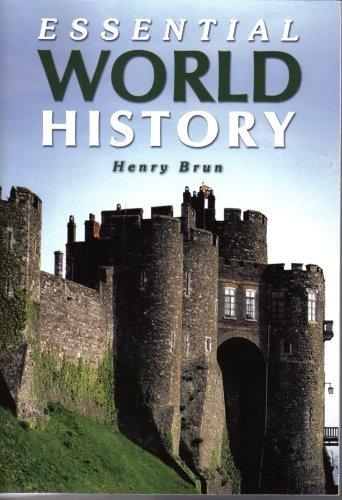 9781567656367: Essential World History