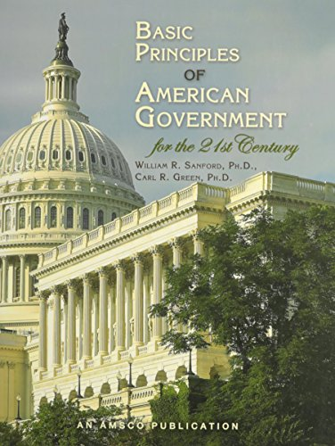 9781567656381: Basic Principles of American Government